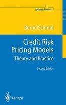 Credit Risk Pricing Models