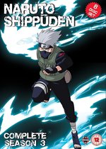 Naruto Shippuden Seizoen 3 (Import)