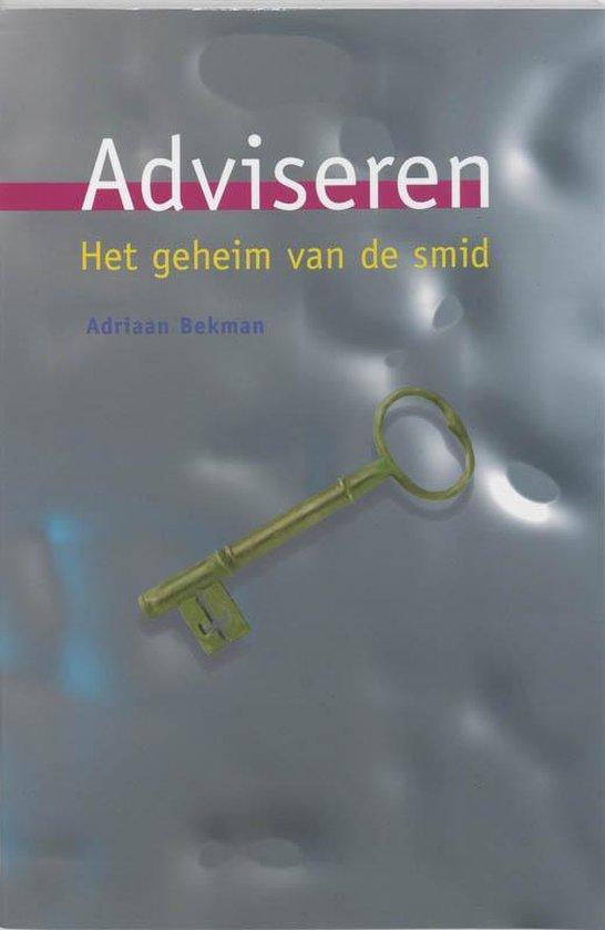 Adviseren - A.A.M. Bekman pdf epub