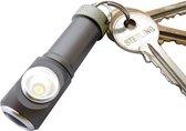 True Utility zaklamp AngleLite Micro 30 lumen - zilver