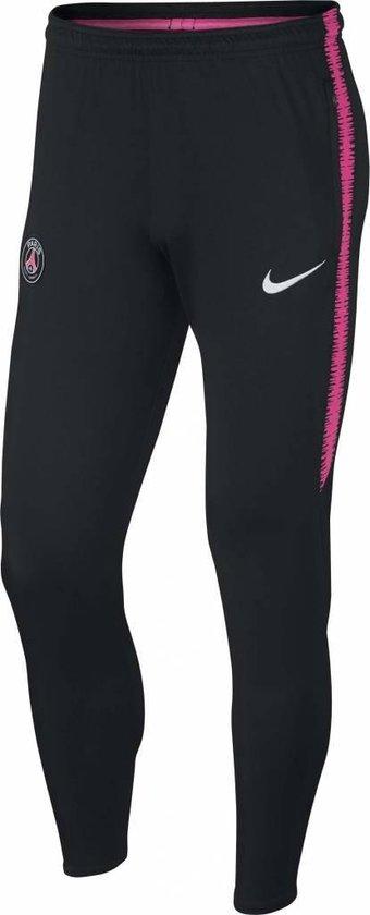 Nike Paris Saint-Germain Dry Squad Sportbroek performance - Maat M - Mannen  - zwart/roze/wit