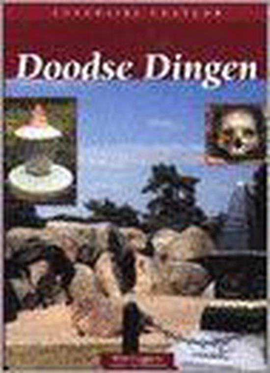 Doodse Dingen - W.P.R.A. Cappers |
