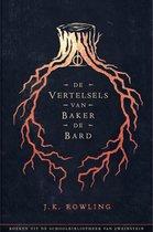 Boek cover Uit de schoolbibliotheek van Zweinstein 3 - De Vertelsels van Baker de Bard van J.K. Rowling