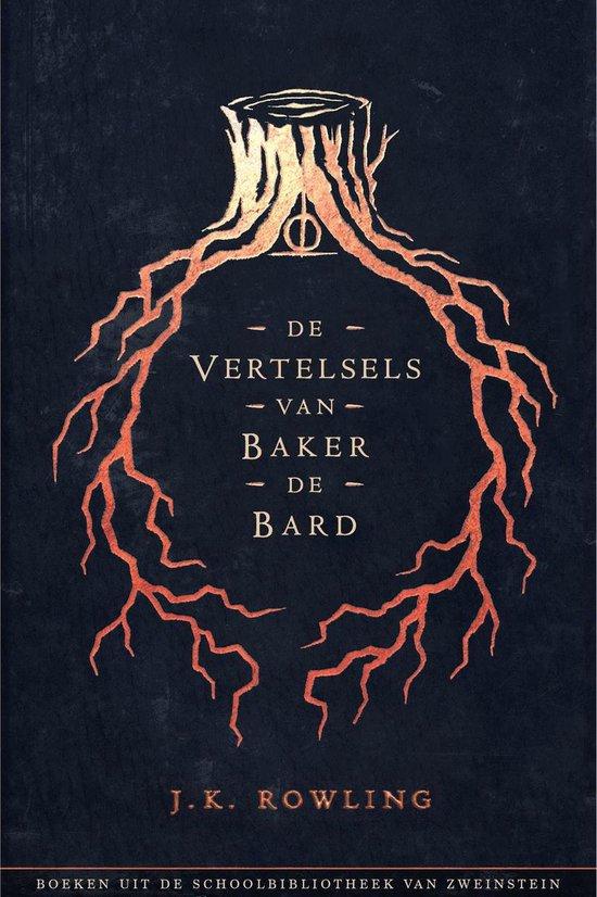 Uit de schoolbibliotheek van Zweinstein 3 - De Vertelsels van Baker de Bard - J.K. Rowling |