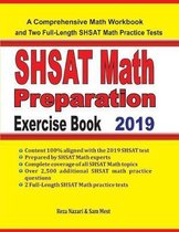 SHSAT Math Preparation Exercise Book