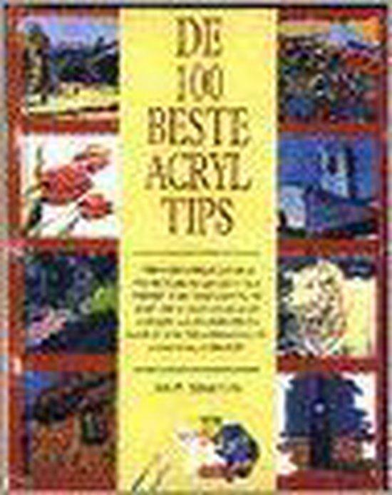 100 beste acryl tips - Judy West  