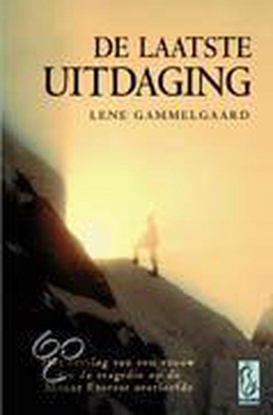 Laatste uitdaging - L. Gammelgaard pdf epub