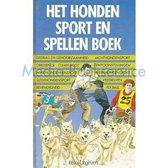 Honden sport en spellen boek