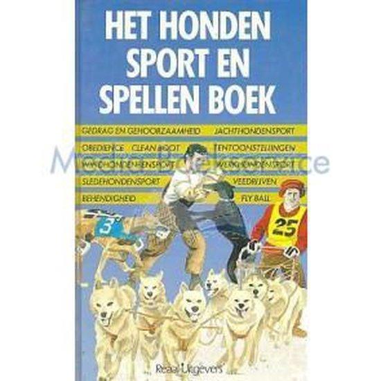 Honden sport en spellen boek - Peter Beekman |