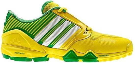 bol.com | Adidas Hockeyschoen Adipower Heren Geel/groen Maat ...