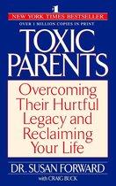 Omslag Toxic Parents