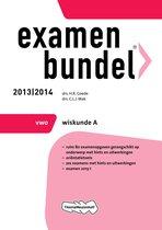 Examenbundel - 2013/2014 VWO Wiskunde A