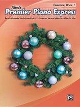 Premier Piano Express -- Christmas, Bk 1