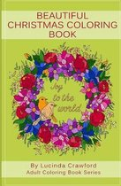 Beautiful Christmas Coloring Book - Pocket Size