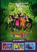 CD cover van Gruwelijk Eng! Live In Concert van Kinderen voor Kinderen