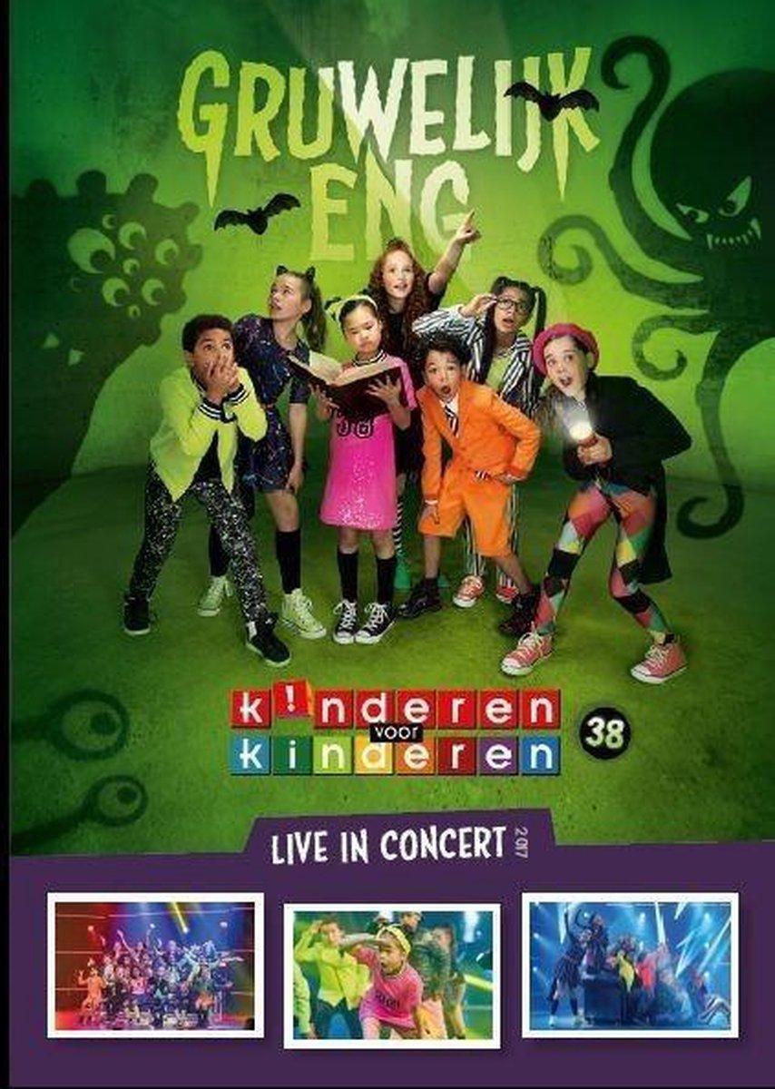 Gruwelijk Eng! Live In Concert - Kinderen voor Kinderen
