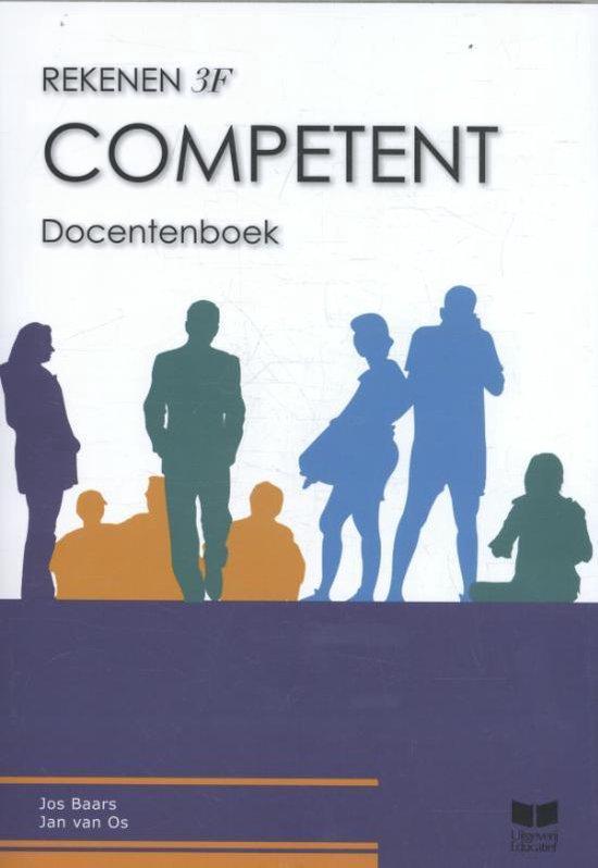 Competent Rekenen 3F Docentenboek - Jos Baars | Fthsonline.com
