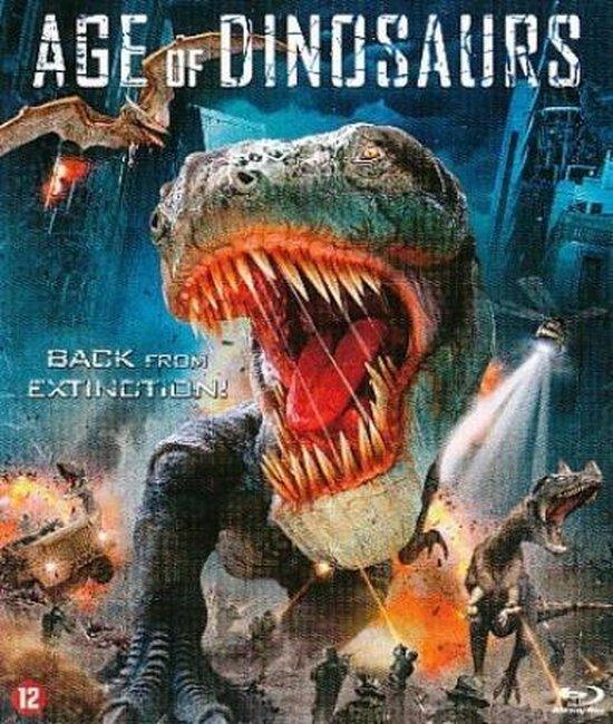 Cover van de film 'Age Of Dinosaurs'