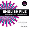 EF3E INT PLUS CLASS AUDIO CD (X5)