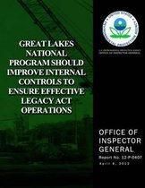 Great Lakes National Program Should Improve Internal Controls to Ensure Effective Legacy ACT Operations