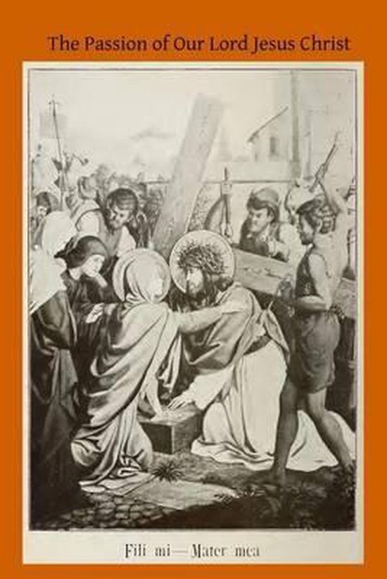 Boek cover The Passion of Our Lord Jesus Christ van Anne Catherine Emmerich