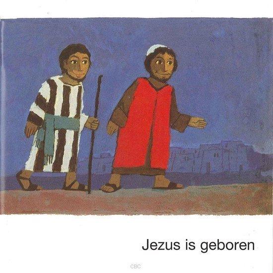 Miniboekje Jezus is geboren - Nederlands Bijbelgenootschap pdf epub