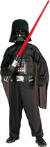Kinderkostuum Darth Vader Star Wars maat L - Carnavalskleding