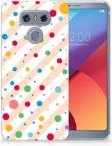 LG G6 TPU Hoesje Design Dots