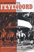 De geschiedenis van Feyenoord 2 -   Het interbellum 1921-1940