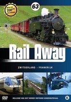Rail Away 63 - Zwitserland - Frankrijk (Speciale Uitgave)