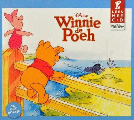 Winnie de Poeh Luisterboek op cd Lees Mee cd - Disney  