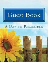 Guest Book a Day to Remember