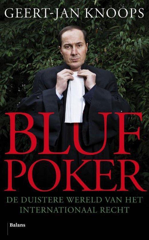 Blufpoker - Geert-Jan Alexander Knoops pdf epub