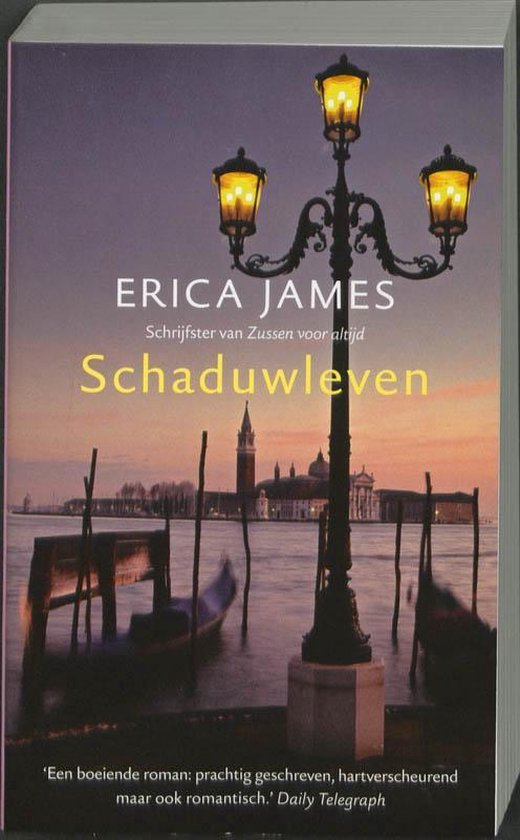 Schaduwleven - Erica James | Readingchampions.org.uk
