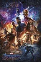 Poster  Avengers Endgame -  61x91,5 cm - Marvel