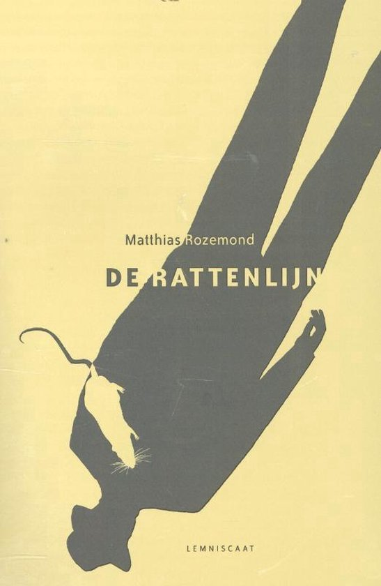 De rattenlijn - Matthias Rozemond  
