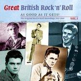 Great British Rock  N  Roll Vol 5
