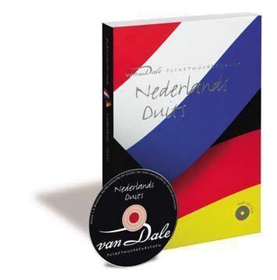 Van Dale Pocketwoordenboek Nederlands-Duits - Diverse auteurs |