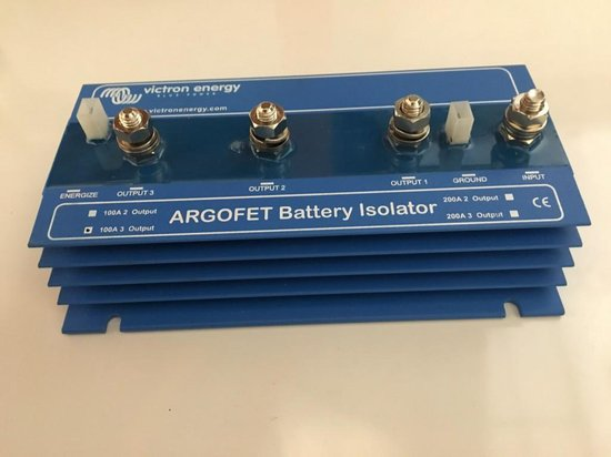 Victron Argofet 100-3 Three batteries 100A - Victron Energy