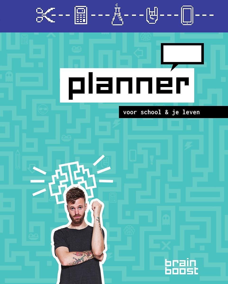 BrainBoost planner - Tim Hofman