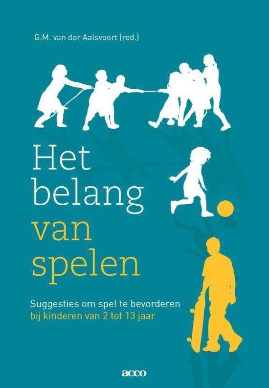 Het belang van spelen - G.M. van der Aalsvoort   Fthsonline.com