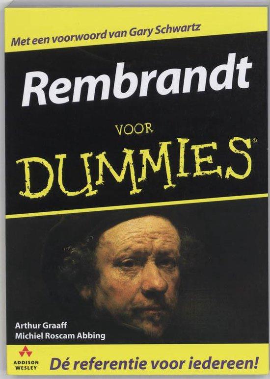 Voor Dummies - Rembrandt voor Dummies - A. Graaff |