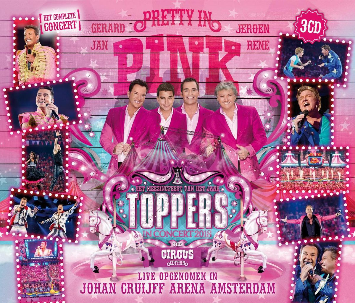 Toppers In Concert 2018 - Pretty In Pink - Toppers