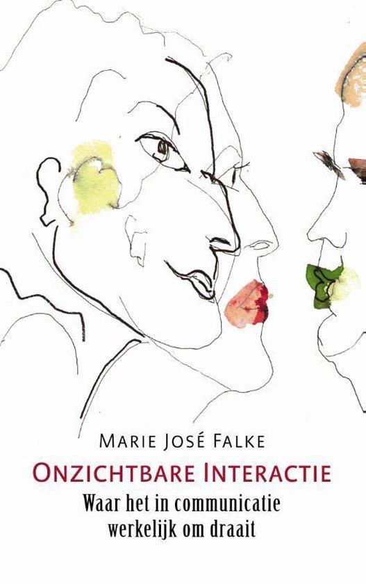 Cover van het boek 'Onzichtbare interactie'