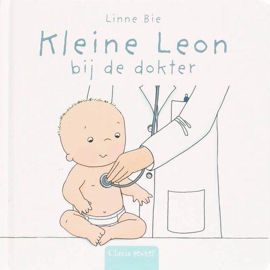 Peuterlijn - Kleine Leon bij de dokter