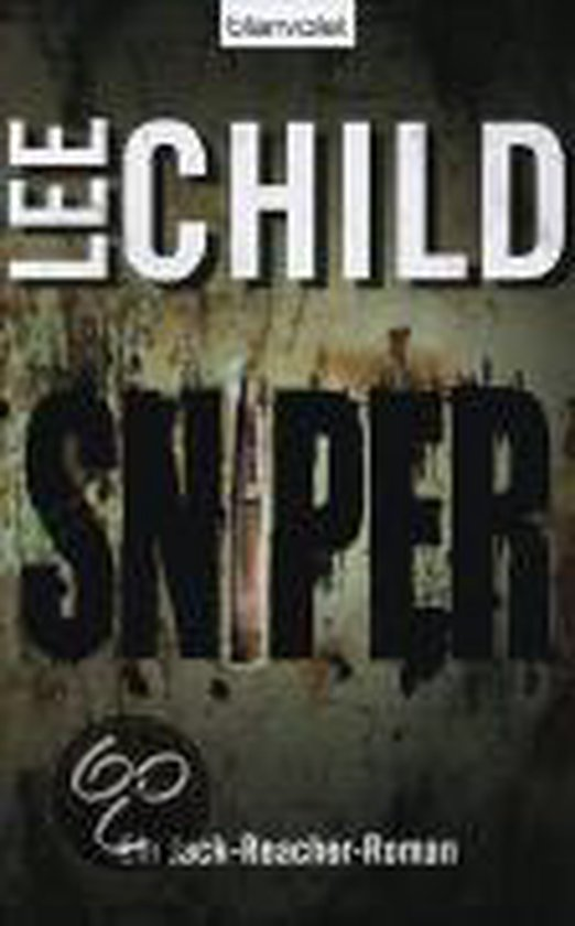 Omslag van Sniper