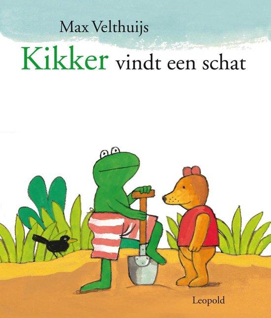 Kikker vindt een schat - Max Velthuijs |