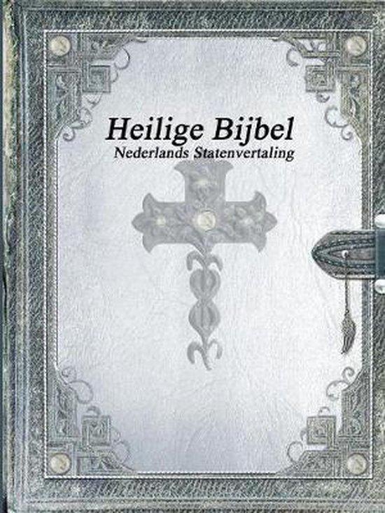 Heilige bijbel Nederlands statenvertaling - Various |