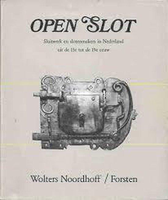 Open slot - J.W.L. Hilkhuijsen |