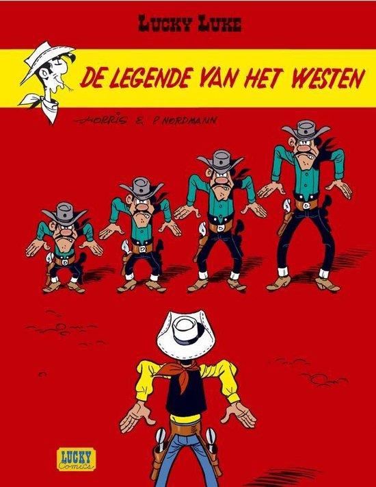 Lucky Luke : 042 De Legende van het Westen - Morris pdf epub